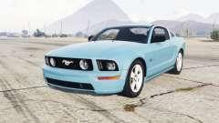 Ford Mustang GT 2005 half baked para GTA 5