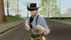 Arthur Morgan From Red Dead Redemption 2 para GTA San Andreas