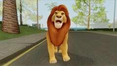 Mufasa (The Lion King) para GTA San Andreas