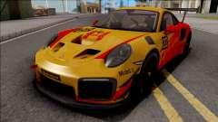 Porsche 911 GT2 RS 2019 Clubsport para GTA San Andreas