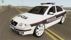 Skoda Octavia BiH POLICIJA 2006 para GTA San Andreas