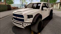 GTA V Vapid Caracara 4x4 Stock IVF para GTA San Andreas