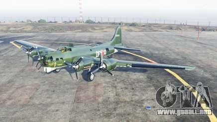 Boeing B-17 Flỿing Fortaleza para GTA 5