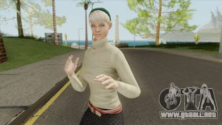 Gwen Stacy (The Amazing Spider-Man 2) para GTA San Andreas