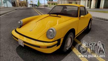Porsche 911 Carrera 4 Targa 964 para GTA San Andreas