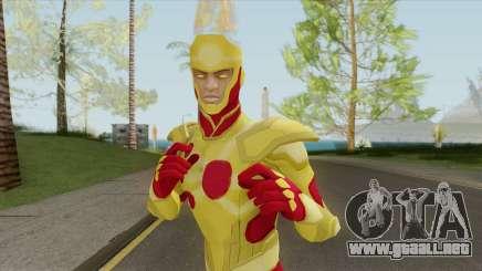 Firestorm: The Nuclear Man V2 para GTA San Andreas