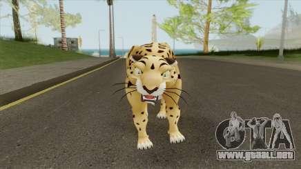 Sabor (Tarzan) para GTA San Andreas