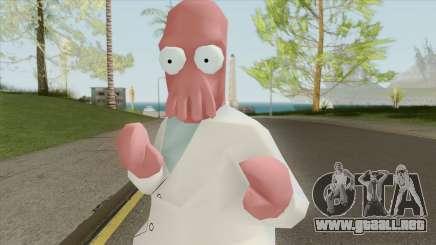 Doctor Zoidberg (Futurama) para GTA San Andreas
