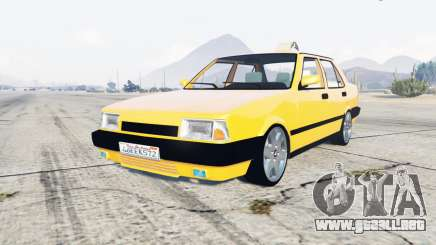 Tofas Dogan Turkish Taxi para GTA 5