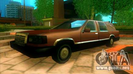 Stretch Catafalque para GTA San Andreas