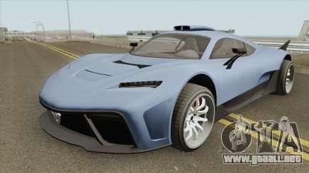 Benefactor Krieger GTA V (Stock) IVF para GTA San Andreas