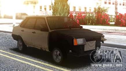 VAZ 21099 Roto y oxidado para GTA San Andreas