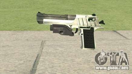 Raptor .357 (007 Nightfire) para GTA San Andreas