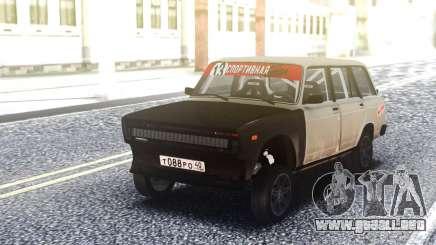 VAZ 2104 Imán para GTA San Andreas