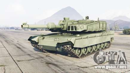 K2 Black Panther laurel green para GTA 5