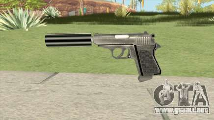 Wolfram PP7 Silenced (007 Nightfire) para GTA San Andreas