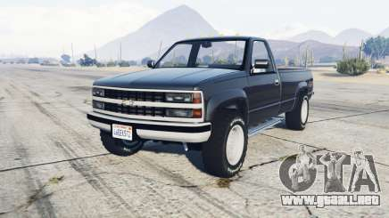 Chevrolet C2500 Regular Cab 1994 para GTA 5