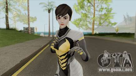 The Wasp V1 (Marvel Ultimate Alliance 3) para GTA San Andreas