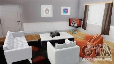 New CJ House (GTA Online Style) para GTA San Andreas