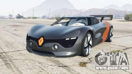 Renault DeZir concept 2010 para GTA 5