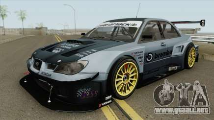 Subaru Impreza WRX STI Time Attack 2006 para GTA San Andreas