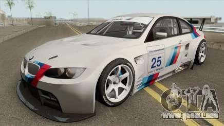 BMW M3 GT2 ALMS 2010 para GTA San Andreas