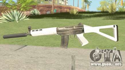 SG5 Commando Suppressed (007 Nightfire) para GTA San Andreas