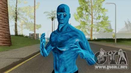Doctor Manhattan (Watchmen) para GTA San Andreas