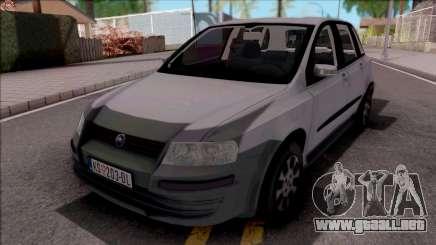 Fiat Stilo JTD para GTA San Andreas