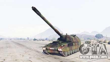 PzH 2000 para GTA 5
