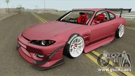 Nissan Silvia S15 Vertex Kit 2000 para GTA San Andreas
