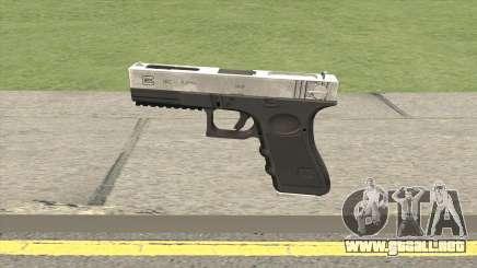 Glocks 18C V2 para GTA San Andreas