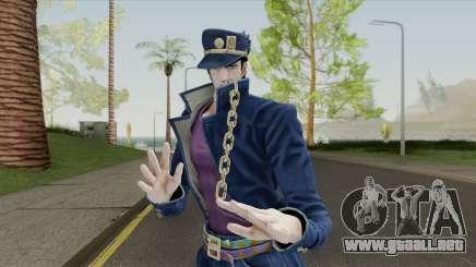 Jump Force - Jotaro Kujo para GTA San Andreas