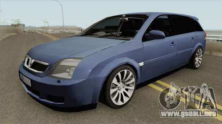 Vauxhall Vectra MK3 Caravan SW para GTA San Andreas