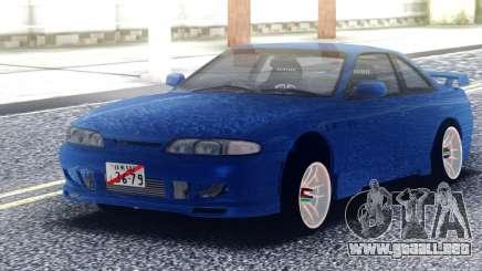 Nissan Silvia S14 326Power Bodykit private para GTA San Andreas