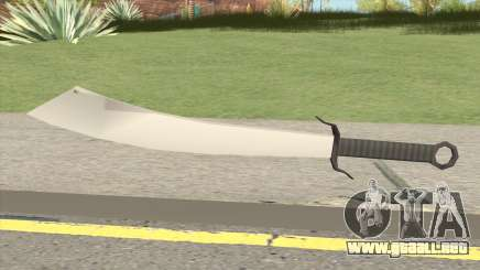 Chinese Sword (WW2) para GTA San Andreas