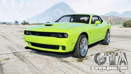Dodge Challenger SRT Hellcat (LC) 2015 para GTA 5