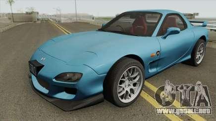 Mazda RX-7 Spirit R Type A 2002 para GTA San Andreas