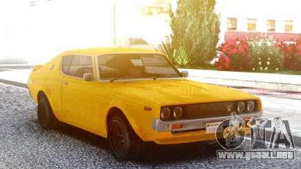 1973 Nissan Skyline 2000 GT-R para GTA San Andreas