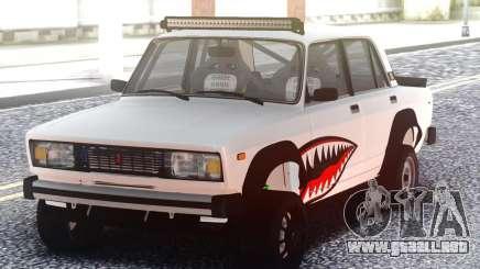 VAZ 2105 Tiburón para GTA San Andreas