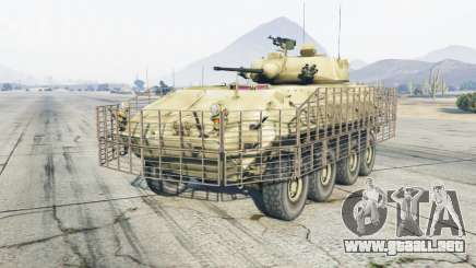 LAV-25 para GTA 5