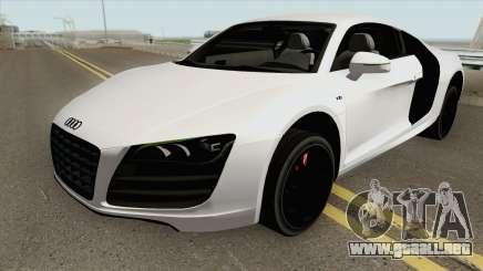 Audi R8 V10 IVF para GTA San Andreas