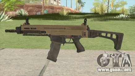 CZ-805 Assault Rifle para GTA San Andreas