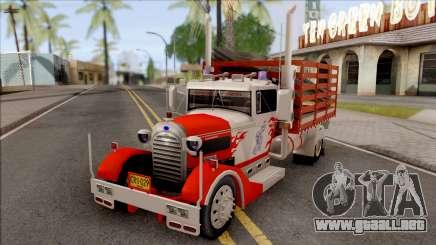 Ford Model AA Diesel para GTA San Andreas
