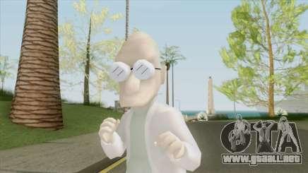 Hubert Farnsworth (Futurama) para GTA San Andreas