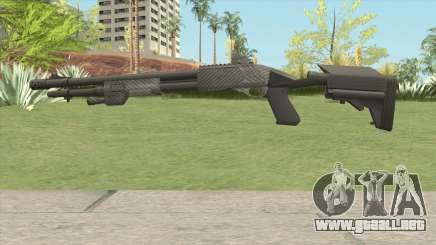 Shotgun (Carbon) para GTA San Andreas