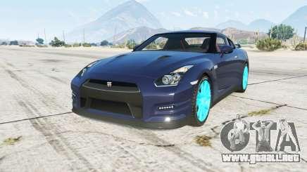 Nissan GT-R (R35) 2014 para GTA 5