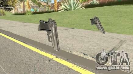 Wolfram PP7 (007 Nightfire) para GTA San Andreas