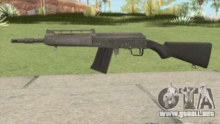 Rifle (Carbon) para GTA San Andreas
