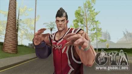 Dunkmaster Darius para GTA San Andreas